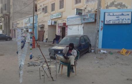 Mauritania lotter