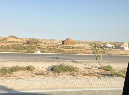 Mauritania sommarstuga